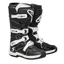 Bota Alpinestars Tech 3 Janela Racing Motocross Trilha