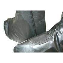 Galocha Para Motoqueiro Tipo Polaina/bota Tam Gg 42-43-44-45