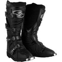 Bota Combat White/black Motocross Pro Tork + Frete Gratis
