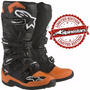 Bota Alpinestars Tech 7 - New Motocross Trilha Enduro