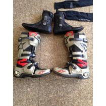 Bota Alpinestar Tech 10 Motocross, Rally, Trilha / 43 Br