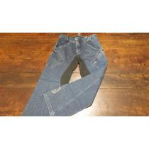 Calça Jeans Motoqueiro Scott