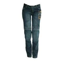 Calça Jeans Hlx Feminina Penélope Azul Com Proteção - 40