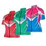 Camisa Ciclismo Asw Active Feminina Bike Moto Proteção Uv