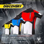 Camisa De Ciclismo Discovery - Free Force