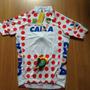 Camisa Ciclismo Lycra Esporte Bike Promocao Seleção Novo M