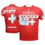 Camisa De Ciclismo Nino Schurter Scott Lindíssima Promoção