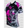 Camisa Ciclismo Feminina Borboleta Penks