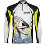 Camisa Pesca Kff-3-2 (cachorra) Vc Monta Nome / Cor / Logo