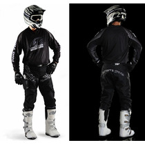 Kit Calça + Camisa Pro Tork Insane 2012 Motocross Trilha