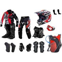 Kit Eletric Protork 2015 Equipamento Trilha Motocross Enduro