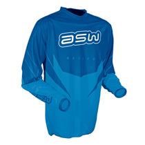 Camisa Asw Factory Moto Trilha Motocross Enduro Varias Cores