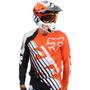 Camisa Fox 360 Ktm Ii Laranja G(l) Rs1