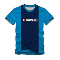 Camiseta Suzuki Racing Team Gsxr Srad Hayabusa - Speed Race