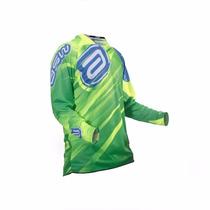 Camisa Asw Podium Nacoes Top - Trilha - Motocross Off Road