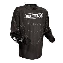 Camisa Moto Asw Factory, Motocross, Trilha E Enduro