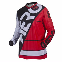 Camisa Asw Image Race Aero 2016 - Trilha - Motocross