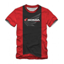 Camiseta Honda Racing Team Hrc Cbr Cb Hornet - Speed Race
