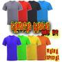 Camisetas Dry Fit-preço E Qualidade Imbatíveis-somos Fábrica