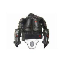 Protetor Armadura Coluna Colete Moto Bike Corpo Proteção 025
