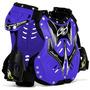 Colete Proteçao Pro Tork 788 Trilha Enduro Motocross Azul