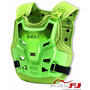 Colete Protetor De Coluna/peito Texx Evolution Shield Verde