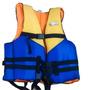 Colete Salva Vidas 100kg Flutuador Adulto Boia Piscina Pesca