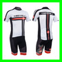 Uniforme Ciclismo - Castelli 2013 Branca (jersey + Bretelle)