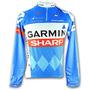 Camiseta Ciclista Garmin Sharp M/l - Barbedo - P