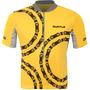 Camiseta Ciclista Masculina Vintage Mc Curtlo - Laranja - M