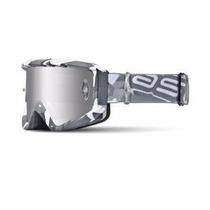 Oculos Asw A3 Camo Lente Espelhada Motocross Trilha