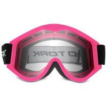 Oculos Motocross Pro Tork 788 Trilha Off Road Cross Rosa