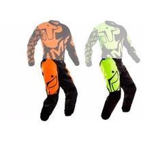 Calça Ims Start Fluor Trilha Motocross Enduro Rally Crf