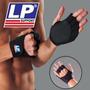 Luva Para Academia Lp 750 Fitness Gloves Musculação Ciclismo