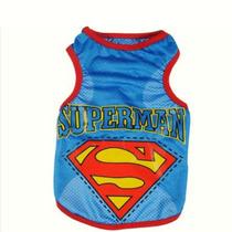 Roupinha Para Cães Modelo Superman (frete Grátis)