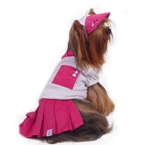 Roupinha Para Cachorros Conjunto - Roupa Para Cães Patty N°2
