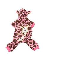 Roupa Fantasia Girafa Para Cães