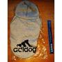 Roupa Para Cão/cachorro Adidog Estilo Moleton.