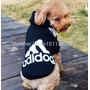 Roupa Agasalho Para Cachorro (preto) Gg