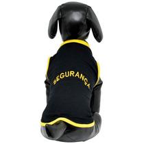Roupa Colete De Segurança Para Cães. N.10