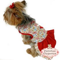 Roupinhas Pra Cachorro - Vestido Bella (pp) - Loja