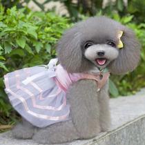 Vestido Para Cachorras Fêmeas Vestido Princesa Importado