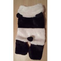 Roupa De Inverno Para Cães Panda Tam.m