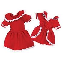Roupa Roupinha Vestido Baby Soft Cães Pet Shop Tamanho N5