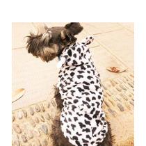 Roupa Casaco Fantasia Onça Para Cães De Pequeno Porte Tm Gg