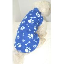 Kit 2 Roupinhas De Inverno Em Plush Para Cachorro - Pijama