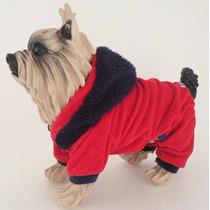 Roupas Inverno Gatos Cães Macacão Pijama Cachorro