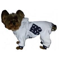 Macacão Soft Roupas Para Cachorro Agasalho De Cães