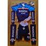 Uniformes Ciclismo 2014! Tour De France! Camisa, Bretele