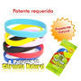 Pulseira Repelente Com Citronela Natural